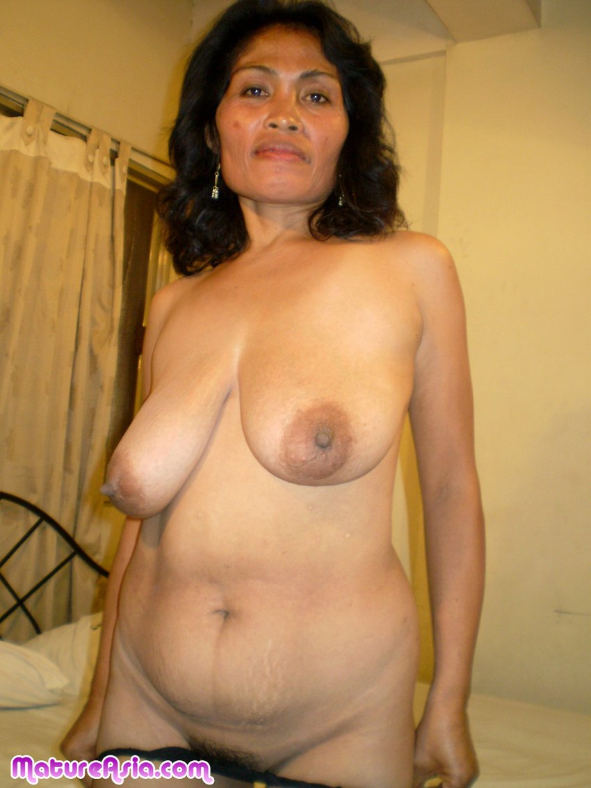 Mature nude korean