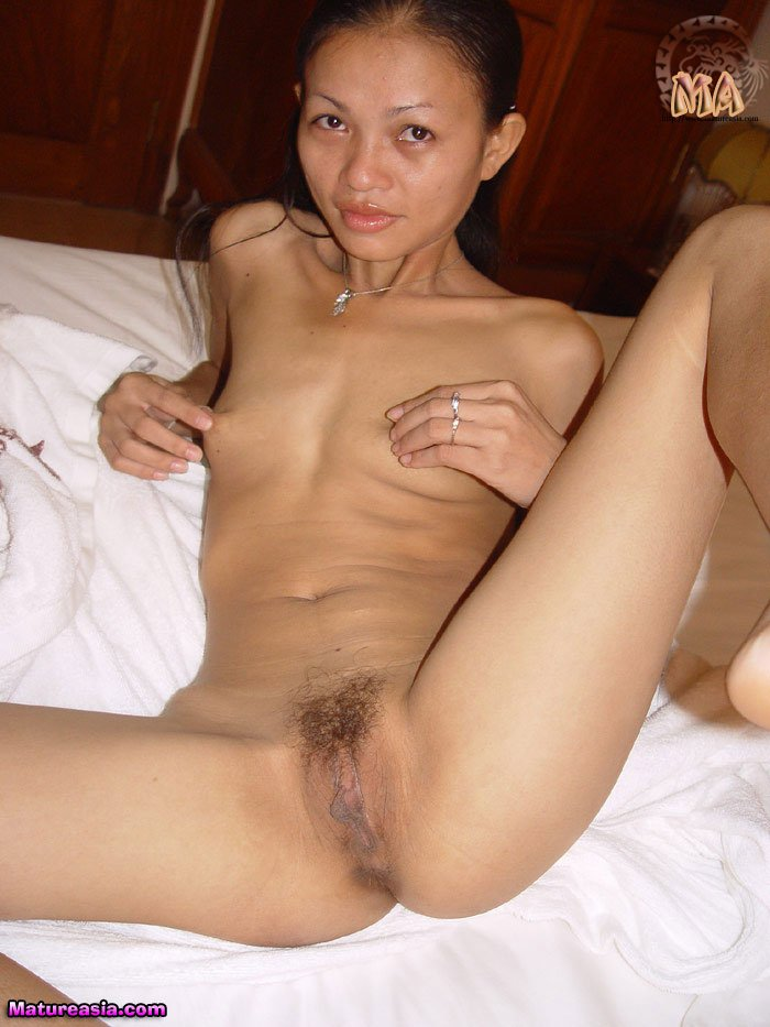 from Louie skinny asian mature pussy