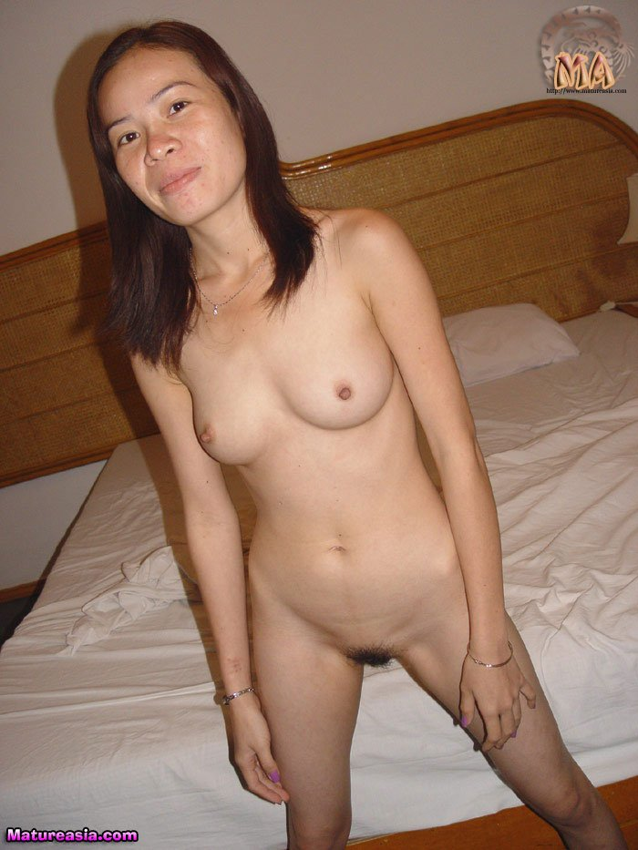 Vietnamese sexy milfs, position sex at wall