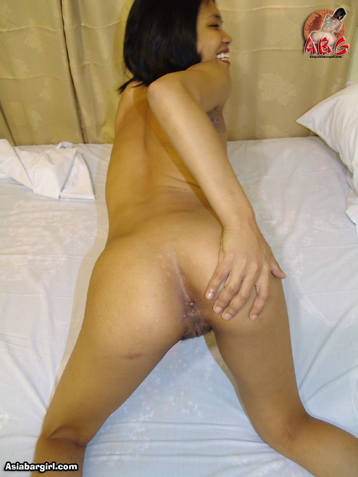 Tiny LBFM amateur she is very petite showing her cute asshole
