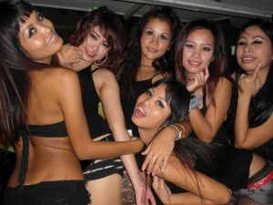 Group of sexy hot LBFM working girls from SEA all available for sex