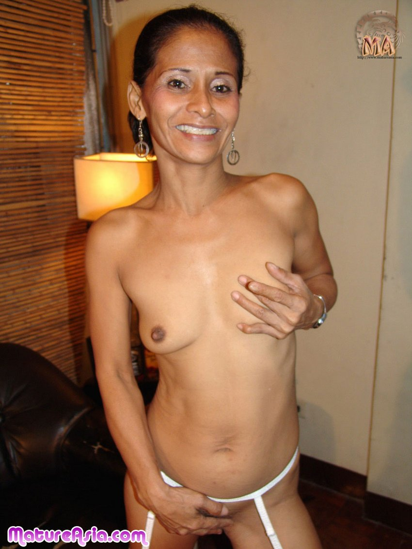 Skinny And Cute Mature Filipina Juliet-2954