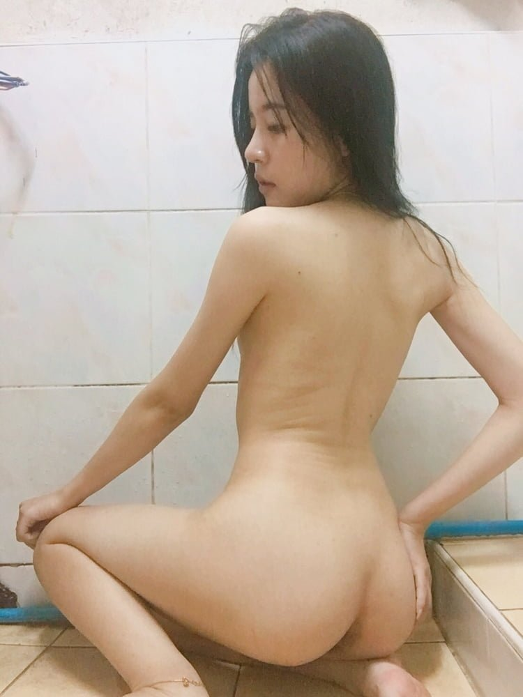 tiny asian shower nice ass