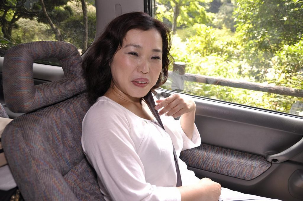 Junko Morikawa Japanese granny