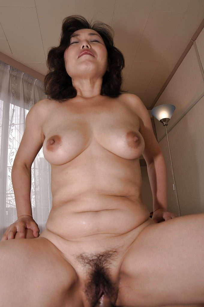 asian wife on top