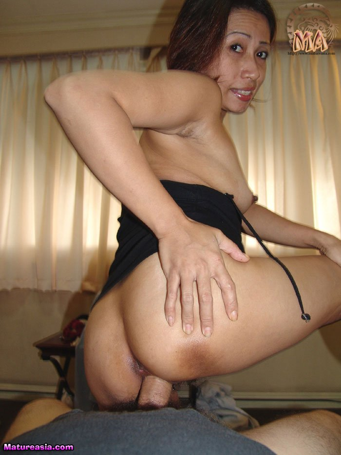 anal cum slut asian mom