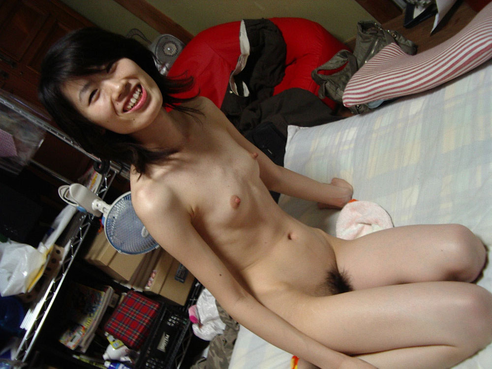 Skinny Japanese wife bondage submissive Asian cum dump