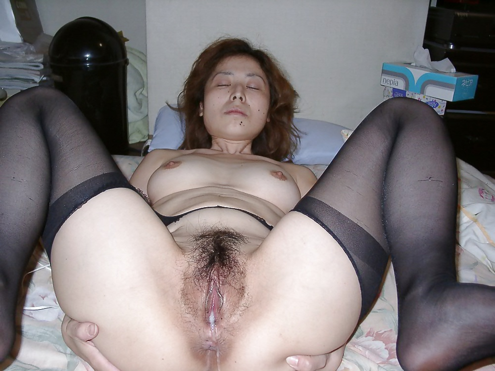 Japanese amateur Asian wife nude